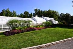 Сад на имуществе Hillwood стоковое фото rf