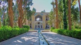 Сад ребра, Kashan, Иран видеоматериал