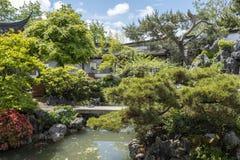 Сад Сунь Ятсен классический китайский стоковая фотография