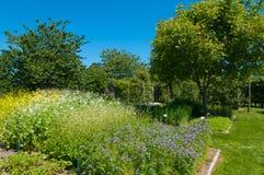 сад уделения Стоковая Фотография RF
