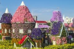 Сад чуда Дубай стоковое фото