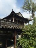 Сад Aicent частный в Янчжоу стоковые фотографии rf
