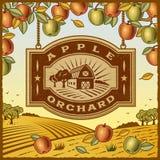 Сад Apple Стоковое Фото
