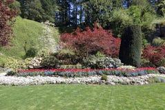 сад buchart Стоковые Фотографии RF