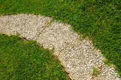сад footway Стоковые Фотографии RF