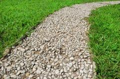 сад footway стоковое изображение