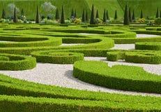 сад frederiksborg Стоковое фото RF