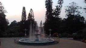 Сад Lalbagh ботанический, Бангалор стоковая фотография rf