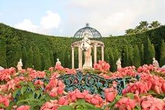 Сад Nong Nooch тропический Стоковое Фото