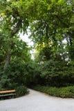 сад paris Стоковое фото RF
