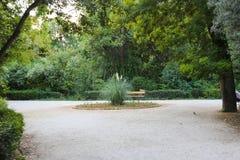 сад paris Стоковая Фотография