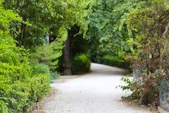 сад paris Стоковые Фотографии RF