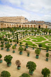 сад versailles Франции Стоковое Фото