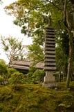 сад yoshikien Дзэн стоковая фотография rf