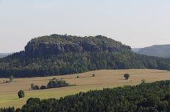 Саксония Швейцария Стоковое фото RF