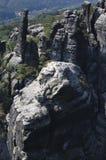 Саксония Швейцария Стоковая Фотография RF