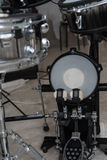 саксофон части аппаратуры hornsection музыкальный Стоковая Фотография