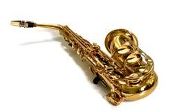 саксофон Стоковое Изображение RF