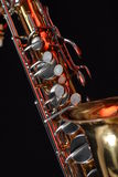 саксофон Стоковая Фотография RF