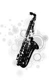 саксофон Бесплатная Иллюстрация