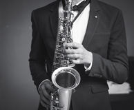 саксофон Стоковое Фото