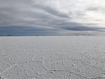 Салар в Uyuni Боливия, Южная Америка Стоковая Фотография