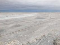 Салар в Uyuni Боливия, Южная Америка Стоковое Изображение RF
