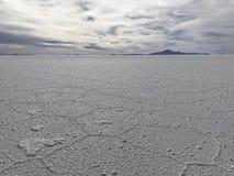 Салар в Uyuni Боливия, Южная Америка Стоковые Изображения RF
