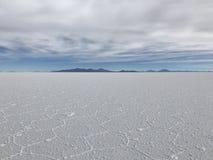 Салар в Uyuni Боливия, Южная Америка Стоковое Фото