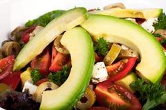 салат авокадоа Стоковое фото RF