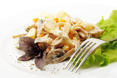 салат ананаса Стоковые Фото