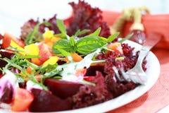салат бураков смешанный Стоковые Изображения