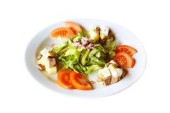 салат ветчины сыра Стоковые Изображения