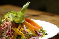 салат ветчины Стоковая Фотография RF