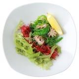 салат восьминога kaiso Стоковая Фотография RF
