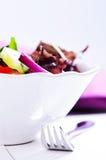 Салат в шаре Стоковое Изображение RF