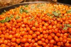 салат гороха cheak Стоковая Фотография RF