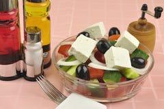 салат грека расположения Стоковое Изображение RF
