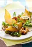 салат груш голубого сыра Стоковые Изображения RF