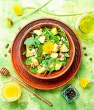 салат диетпитания естественный Стоковые Изображения RF