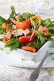 салат диетпитания Стоковые Изображения RF