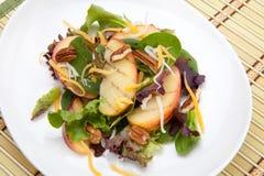 салат зажженный яблоком стоковое фото