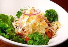 Салат замаринованных овощей Стоковое Фото