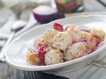 салат картошки Стоковое Изображение RF
