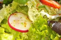 салат крупного плана Стоковые Фото