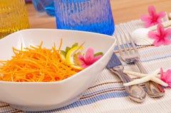 салат лимона морковей стоковые изображения rf