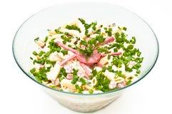 салат макаронных изделия шара Стоковые Изображения RF