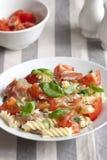 салат макаронных изделия Стоковые Фотографии RF
