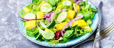 Салат овоща лист Стоковые Изображения RF