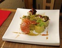 салат омара Стоковое Изображение